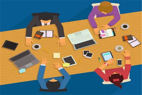 移动办公对比传统办公所具备的优势